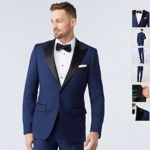 IndoChino   Full Tux, Shoes, Bow tie, dress shirt